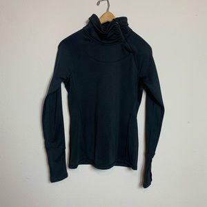 Athleta Black Sweatshirt Size Small